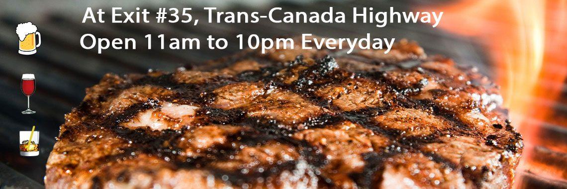 Charbroiled Steaks N' Burgers